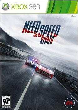 Need for Speed: Rivals (Xbox 360) by Electronic Arts Box Art