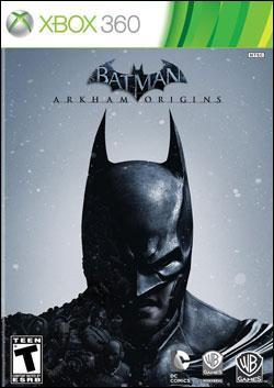 Batman Arkham Origins (Xbox 360) by Warner Bros. Interactive Box Art