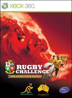 Rugby Challenge 2 (Xbox 360) by Microsoft Box Art