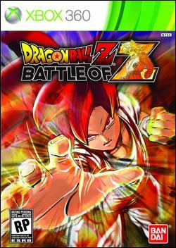 Dragon Ball Z: Battle of Z (Xbox 360) by Namco Bandai Box Art