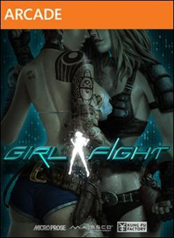 Girl Fight (Xbox 360 Arcade) by Majesco Box Art