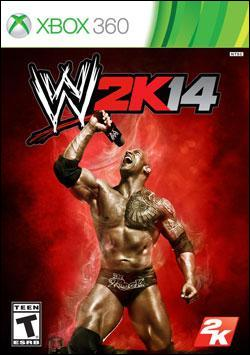 WWE 2K14 (Xbox 360) by 2K Games Box Art