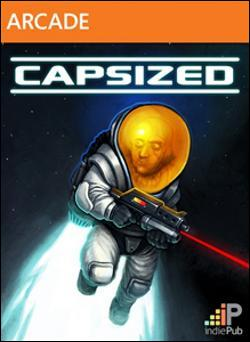 CAPSIZED  (Xbox 360 Arcade) by Namco Bandai Box Art