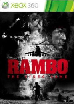 Rambo: The Video Game (Xbox 360) by Microsoft Box Art