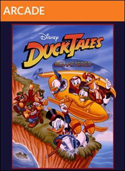 DuckTales: Remastered (Xbox 360 Arcade) by Capcom Box Art