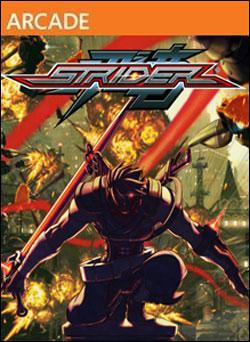 Strider (Xbox 360 Arcade) by Capcom Box Art