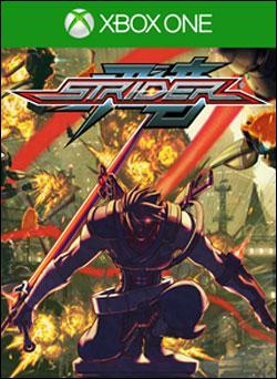 Strider (Xbox One) by Capcom Box Art