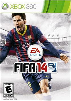 FIFA Soccer 14 Box art