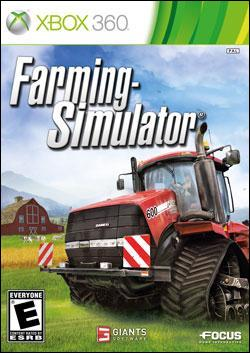 Farming Simulator 2013 Box art