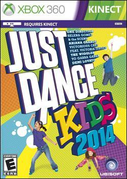 Just Dance 2014 (Xbox 360) by Ubi Soft Entertainment Box Art