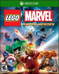 LEGO Marvel Super Heroes (Xbox One) by Warner Bros. Interactive Box Art