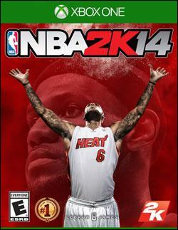 NBA 2K14 (Xbox One) by 2K Games Box Art