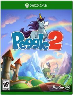 Peggle 2 (Xbox One) by Popcap Games Box Art