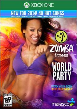 Zumba Fitness World Party (Xbox One) by Majesco Box Art