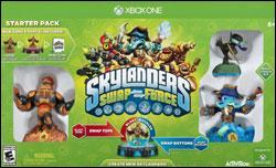 Skylanders Swap Force (Xbox One) by Activision Box Art