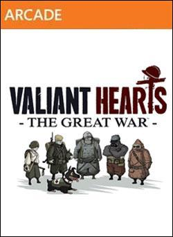 Valiant Hearts: The Great War (Xbox 360) by Ubi Soft Entertainment Box Art