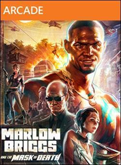Marlow Briggs and the Mask of Death (Xbox 360 Arcade) by 505 Games Box Art