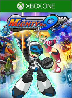 Mighty No. 9 (Xbox One) by Deep Silver Box Art