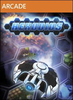 Hexodius (Xbox 360 Arcade) by Microsoft Box Art