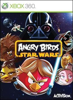 Angry Birds Star Wars  (Xbox 360) by Activision Box Art