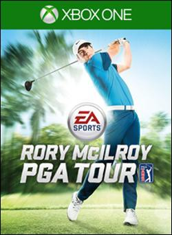 Rory McIlroy PGA Tour (Xbox One) by Electronic Arts Box Art