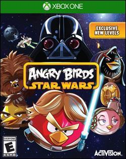 Angry Birds Star Wars (Xbox One) by Activision Box Art