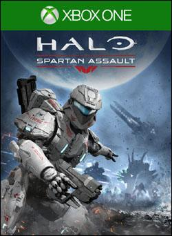 Halo: Spartan Assault (Xbox One) by Microsoft Box Art