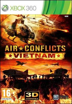 Air Conflicts: Vietnam (Xbox 360) by Kalypso Media Digital, Ltd. Box Art
