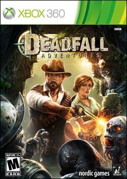 Deadfall Adventures (Xbox 360) by Nordic Games Box Art