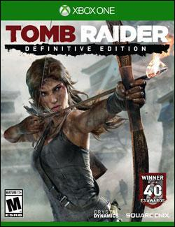 Tomb Raider: Definitive Edition (Xbox One) by Square Enix Box Art