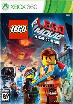 The LEGO Movie Videogame (Xbox 360) by Warner Bros. Interactive Box Art