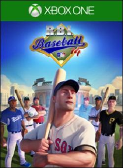 R.B.I. Baseball '14 (Xbox 360) by Microsoft Box Art