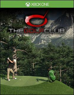 The Golf Club (Xbox One) by Microsoft Box Art