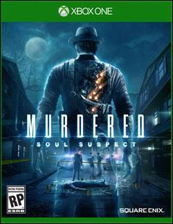 Murdered: Soul Suspect (Xbox One) by Square Enix Box Art