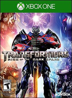 Transformers: Rise of the Dark Spark (Xbox One) by Activision Box Art
