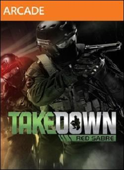 Takedown: Red Sabre Box art