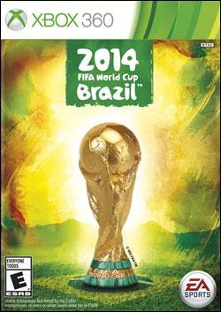 EA Sports 2014 FIFA World Cup Brazil Box art