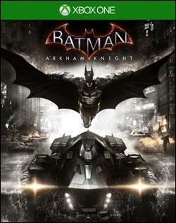 Batman: Arkham Knight (Xbox One) by Warner Bros. Interactive Box Art