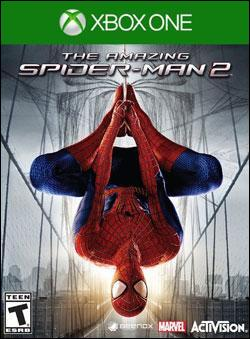 The Amazing Spider-Man 2 (Xbox One) by Activision Box Art