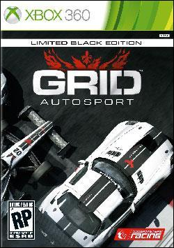 GRID Autosport (Xbox 360) by Codemasters Box Art