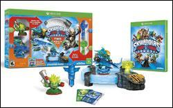 Skylanders Trap Team (Xbox One) by Activision Box Art