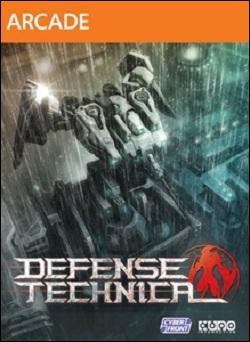 Defense Technica (Xbox 360 Arcade) by Microsoft Box Art