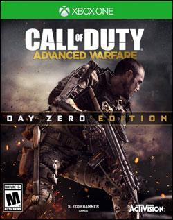 Call of Duty: Advanced Warfare (Xbox One) by Activision Box Art
