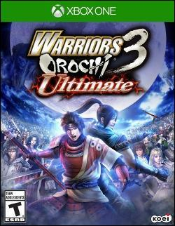 Warriors Orochi 3 Ultimate (Xbox One) by Tecmo Inc. Box Art