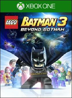 Lego Batman 3: Beyond Gotham (Xbox One) by Warner Bros. Interactive Box Art