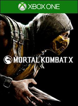 Mortal Kombat X (Xbox One) by Warner Bros. Interactive Box Art