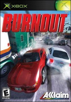 Burnout (Xbox) by Acclaim Entertainment Box Art