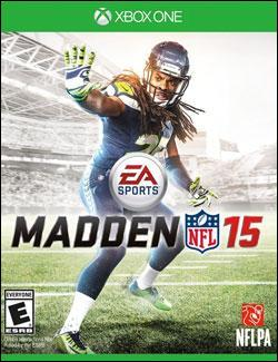 Madden NFL 15 (Xbox One) by Electronic Arts Box Art