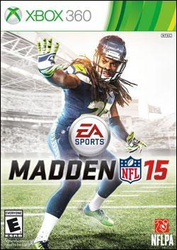 Madden NFL 15 (Xbox 360) by Electronic Arts Box Art