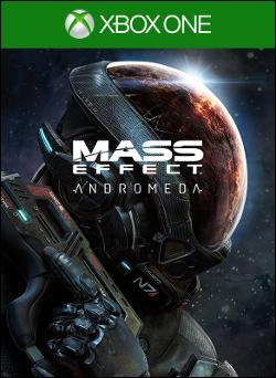 Mass Effect: Andromeda (Xbox One) by Electronic Arts Box Art